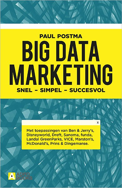 Boek Big Data Marketing